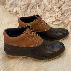 Boot women's rain/duck boot